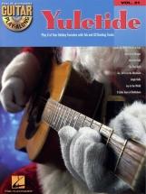 Guitar Play-along Volume 21 - Yuletide + Cd - Guitar Tab