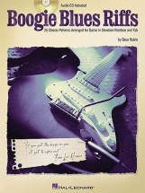 Boogie Blues Riffs + Cd - Guitar