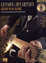 Anthologie : Guitar Play Along Vol 25 Lennon & Mc Cartney