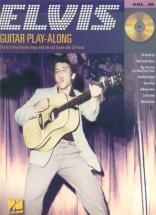 Presley Elvis - Guitar Play Along Vol.26 + Cd - Guitar Tab