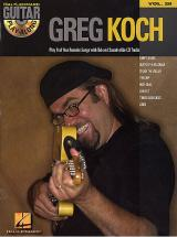 Koch Greg - Guitar Play Along Vol.28 + Cd - Guitar Tab