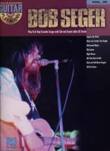 Seger Bob - Guitar Play Along Vol.29 + Cd - Guitar Tab