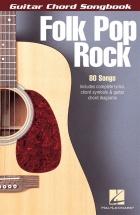 Folk Pop Rock Guitar Chord Songbook- Lyrics And Chords