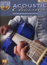Guitar Play Along Vol.33 - Acoustic Classics + Cd - Guitar Tab