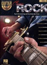 Guitar Play Along Vol.34 Classic Rock Tab Cd