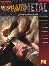 Guitar Play Along Volume 35 - Hair Metal + Cd - Guitar Tab
