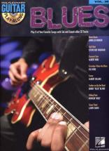 Guitar Play Along Vol.38 - Blues + Cd - Guitar Tab