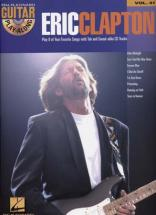 Clapton Eric - Guitar Playalong Vol 41 + Cd - Guitar Tab