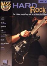 Bass Play Along Vol.7 - Hard Rock + Cd - Bass Tab