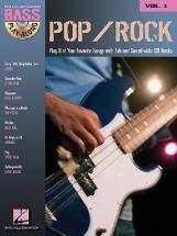 Bass Play Along Vol.3 - Pop Rock