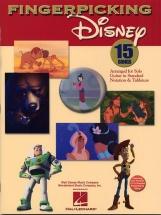 Fingerpicking Disney - Guitar Tab