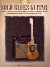 Rubin David - Solo Blues Guitar - Guitar Tab