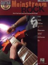 Mainstream Rock - Guitar Play-along - 46 - Guitar Tab