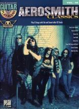 Guitar Play Along Vol.048 Aerosmith Classics Tab + Cd