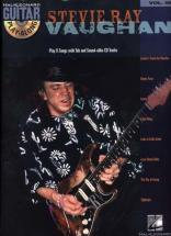 Stevie Ray Vaughan - Guitar Play Along Vol.49 + Cd