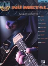 Guitar Play Along Vol.50 Nu Metal Tab Cd