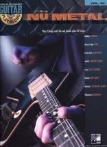 Guitar Play Along Vol.50 Nu Metal Tab Cd