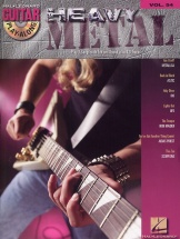 Guitar Play-along Volume 54 Heavy Metal + Cd - Guitar