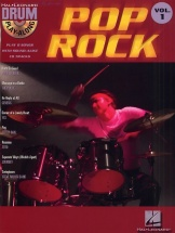 Drum Play Along Vol.01 Pop Rock Cd