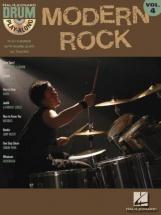 Modern Rock - Drum Play Along Vol.04