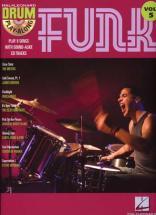 Drum Play Along Vol.05 - Funk + Cd - Batterie