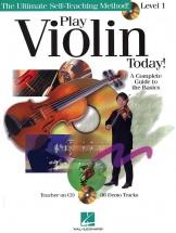 Play Violin Today! Level 1 + Cd - Violin