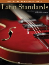 Latin Standards Jazz - Guitar Tab