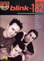 Guitar Play Along Vol.58 - Blink 182 + Cd - Guitar Tab