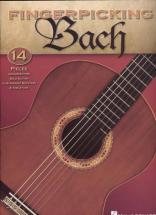 Bach - Fingerpicking Guitar