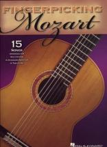 Mozart - Fingerpicking 15 Songs For Solo - Guitar Tab