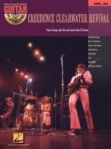 Creedence Clearwater Revival - Guitar Play Along Vol.63 + Cd - Guitar Tab