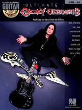 Guitar Play-along Volume 64 - Ozzy Osbourne Guitar + Cd - Guitar Tab