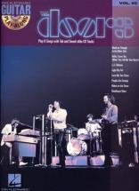 Doors - Guitar Play Along Vol.65 + Cd - Guitar Tab