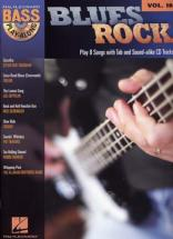 Bass Play Along Vol.18 - Blues Rock + Cd - Bass Tab