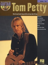 Guitar Play Along Volume 75 Tom Petty + Cd - Guitar