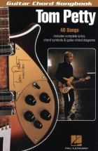 Tom Petty - Guitar Chord Songbook- Lyrics And Chords