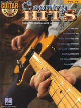 Guitar Play Along Volume 76 - Country Hits + Cd - Guitar Tab