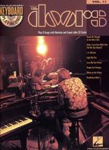 Doors - Keyboard Play Along Vol.11 + Cd