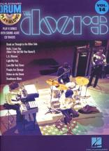 Drum Play Along Vol.14 : The Doors + Cd