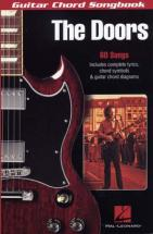 Doors (the) - Guitar Chord Songbook 60 Songs - Chant, Guitare
