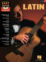 Easy Rhythm Guitar Vol.5 Latin + Cd - Guitare