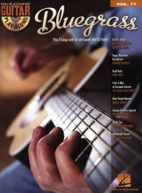Guitar Play Along Volume 77 - Bluegrass Guitar + Cd - Guitar Tab