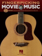 Fingerpicking Movie Music 15 Songs Arranged For Solo Guitar - Guitar