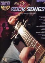 Guitar Play Along Vol.82 - Easy Rock Songs + Cd - Guitar Tab