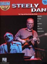 Steely Dan - Drum Play Along Vol.13 + Cd - Batterie