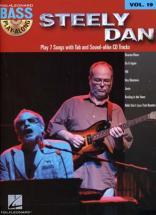 Steely Dan - Play Along Vol.19 Steely + Cd - Bass Tab