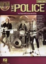 Police - Guitar Play Along Vol.085 + Cd - Guitar Tab