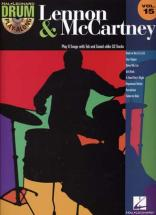 Drum Play Along Vol.15 Lennon and Mccartney + Cd - Batterie