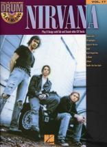 Nirvana - Drum Play Along Vol.17 + Cd
