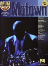 Drum Play Along Vol.18 Motown + Cd